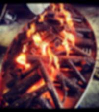Custom Metal Fire Logs Metal Fabrication