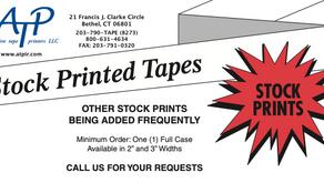 Stock Prints
