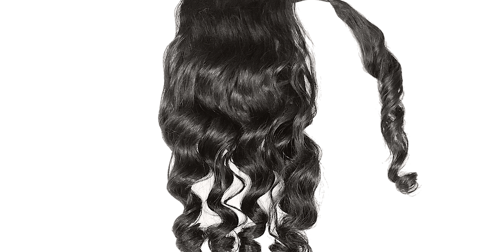 VIRGIN DEEP BODY WAVE INSTA-PONY