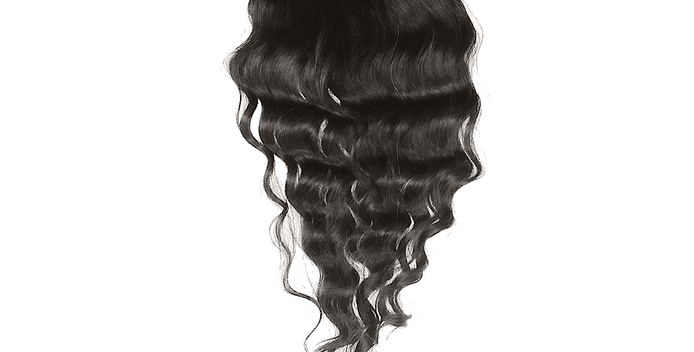 VIRGIN DEEP BODY WAVE PLATINUM INSTA-PONY