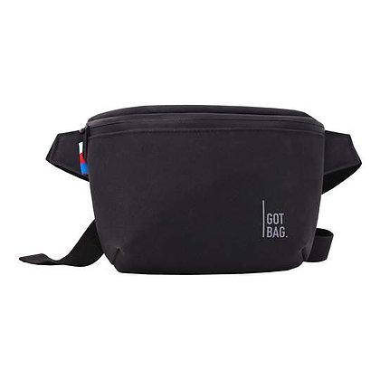 Gürteltasche schwarz von Got Bag