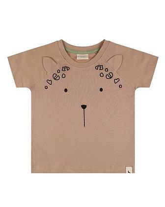 Leopard Ear T-Shirt von Turtledove