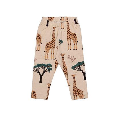 Leggings Giraffe von Walkiddy