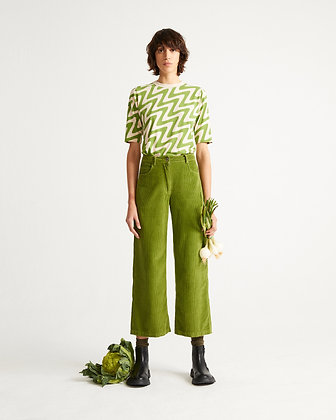 Elephant Pants in grün von Thinking Mu