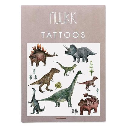 Organic Tattoos Dinos von Nuukk
