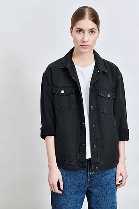 Jeansjacke schwarz von Elementy