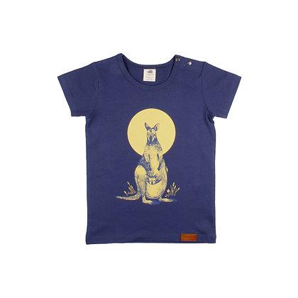 Shirt Kangaroos von Walkiddy