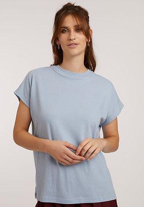 Boxy Shirt in hellblau von ThokkThokk