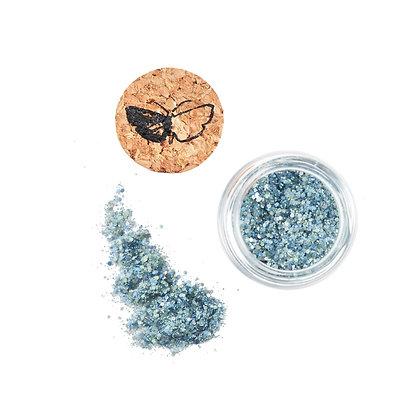 Bioglitzer Blaubarschbub von Birkenspanner
