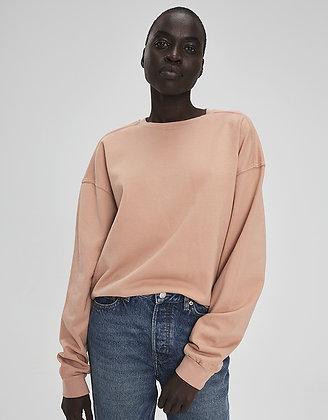 Big Sweater Dove in altrosa von Nine to Five