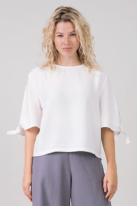 Knot-Sleeve Shirt Romira von EYD