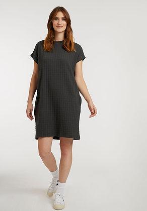 Lockeres Kleid in grau von ThokkThokk