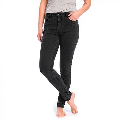 Schwarze Jeans aus Lyocell von Bleed