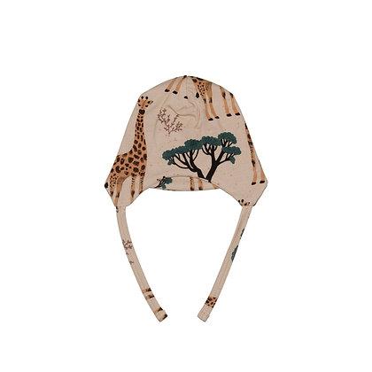 Baby Mütze Giraffes von Walkiddy