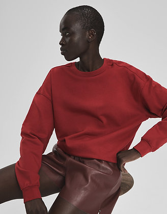 Sweater Dove in sundried tomato von Nine to Five