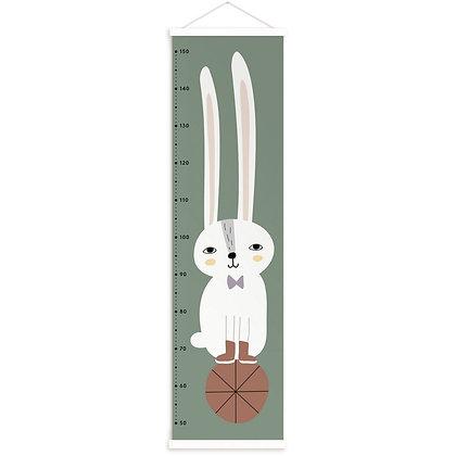 Wachstumsmesser Hase von Little Otja