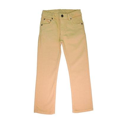 Jeans Hose Denim Apricot von Walkiddy