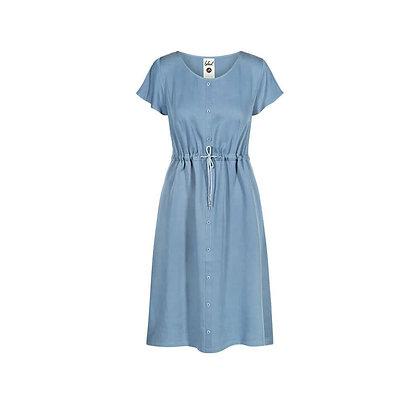 Geknöpftes Light-Breeze Lyocell Kleid von Bleed
