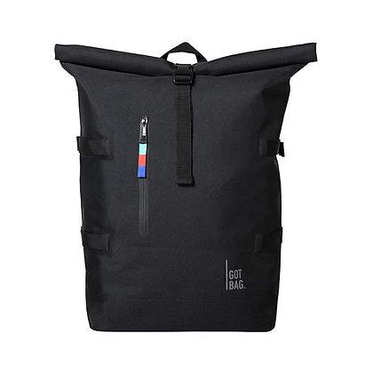 Rolltop schwarz von Got Bag