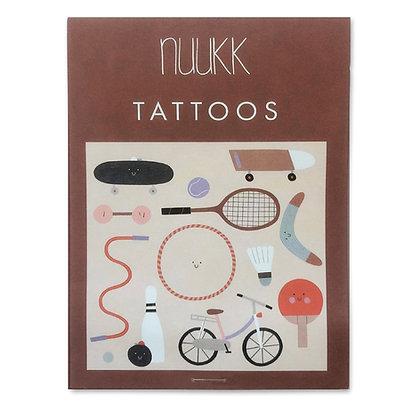 Organic Tattoos Sport (1.06) von Nuukk