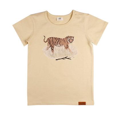 T-Shirt Tiger von Walkiddy