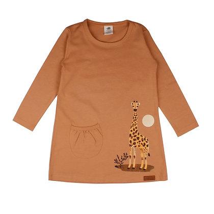 Tunika Giraffe von Walkiddy