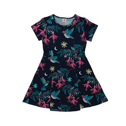 Kleid Hummingbirds von Walkiddy