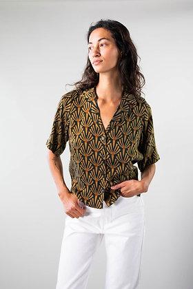 Shirt Bluse artdeco von Malimo