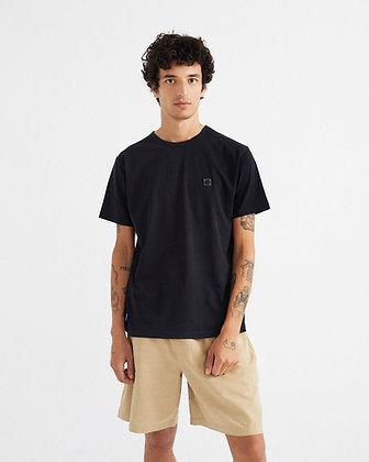 Shirt Sol in schwarz von Thinking Mu
