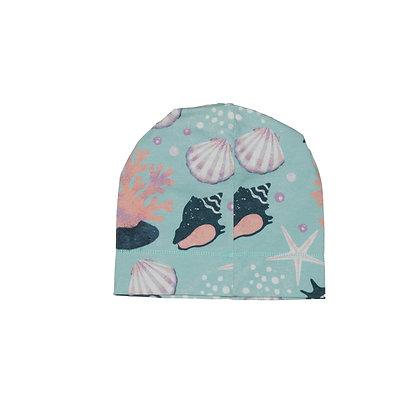 Beanie Shells Pearls von Walkiddy