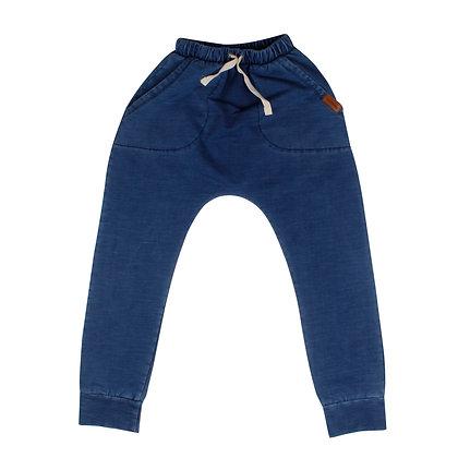 Baggy Pants Denim Jersey von Walkiddy