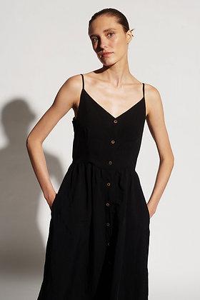 Kleid Cesaria in schwarz von Elementy