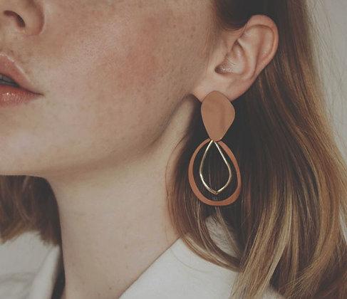 Ohrringe Mila von Weathered Penny