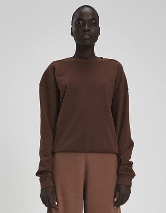 Sweater Dove in chocolate von Nine to Five