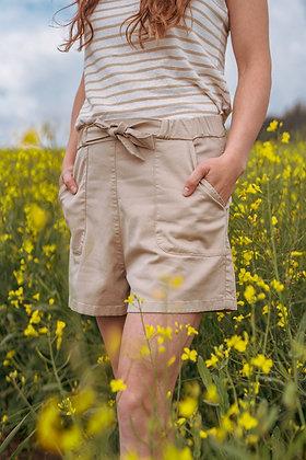 Shorts aus Lyocell von Bleed