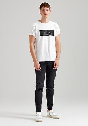 Slim Jeans in schwarz von ThokkThokk