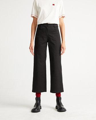 Elephant Pants in schwarz von Thinking Mu