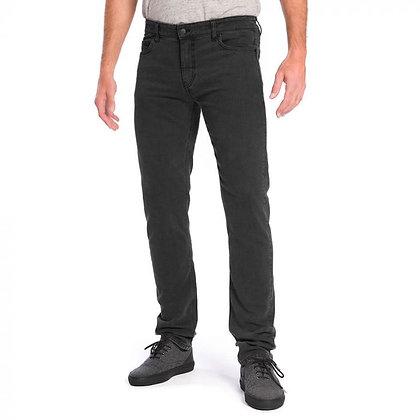 Active Jeans Lyocell Schwarz von Bleed