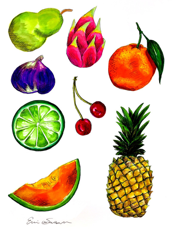 Fruit Collection