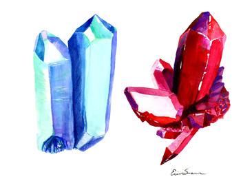 Crystals IIII
