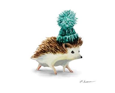 Cozy Hedgehog