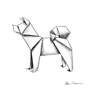 Akita Origami