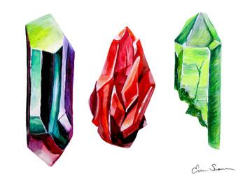 Crystals II