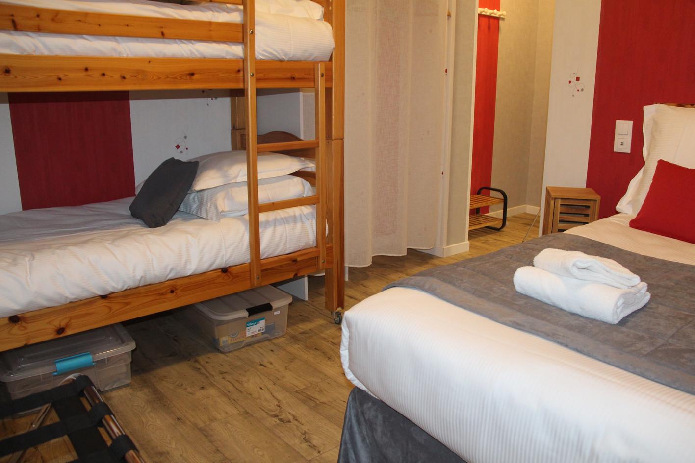 chambre familliale N°3