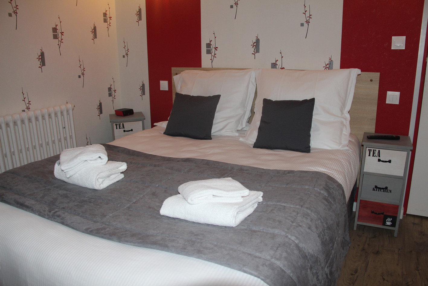 Chambre double N°7