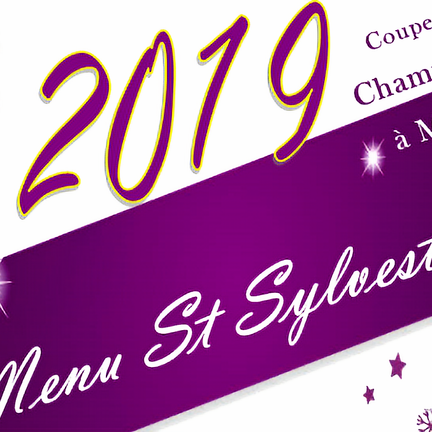 Soirée St Sylvestre 2018
