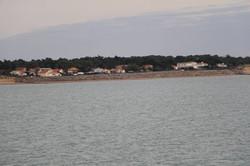 st Anne vue de la mer