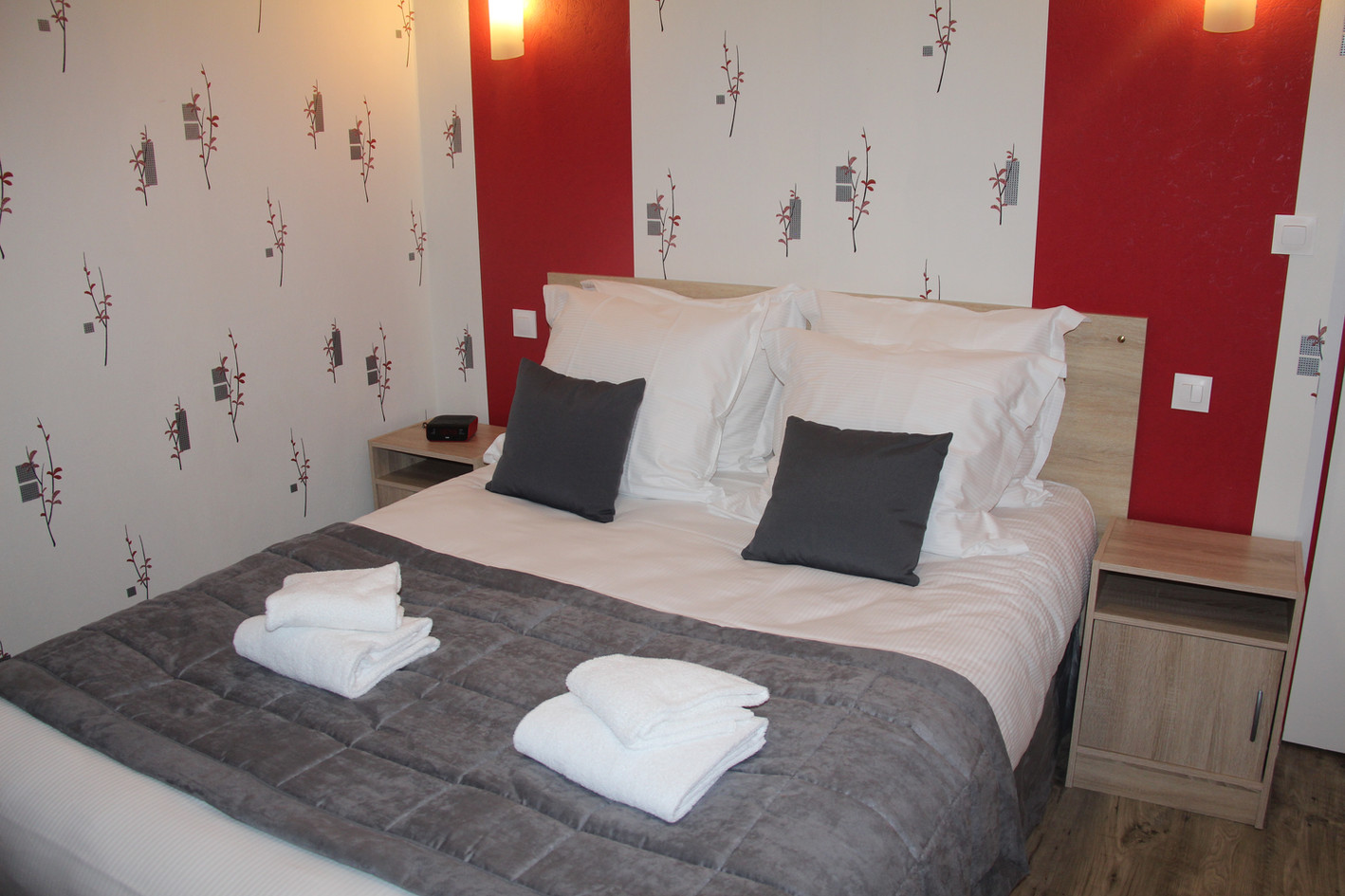 Chambre double N°8