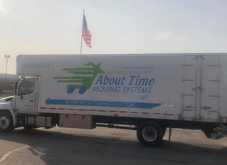 Wisconsin's Top Rated Local(R) Moving Service Companies Award Winner: About Time Moving Systems LLC