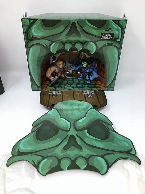 SDCC 2013 Masters of the Universe Skeletor Vs He-Man Mattel